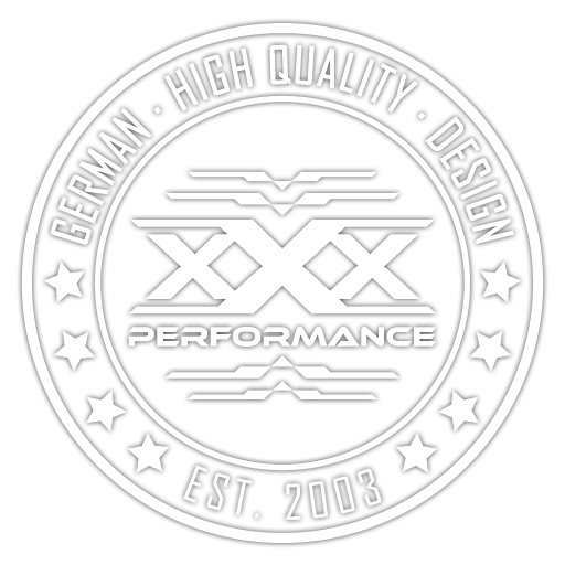 xXx Performance logo